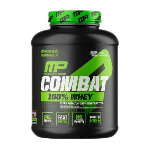 マッスルファーム コンバット 100% ホエイプロテイン チョコレートミルク 2269g【Musclepharm】Combat 100% Whey Chocolate Milk 5 lbs(2269g)|supla