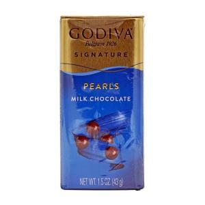 ゴディバ パールミルクチョコレート 42 g【GODIVA】Pearls Milk Chocolate 1.5 oz|supla