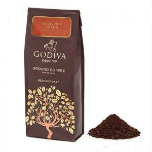 ゴディバ ヘーゼルナッツクリーム アラビカコーヒー 284g【GODIVA】Hazelnut Creme Arabica COFFEE 10oz (284g)|supla