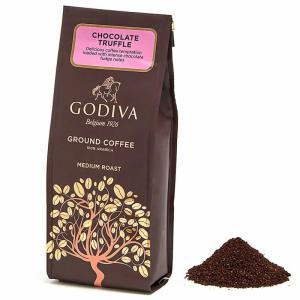 ゴディバ チョコレートトリュフコーヒー アラビカ種 284g【GODIVA】Coffee Chocolate Truffle 10oz (284g)|supla