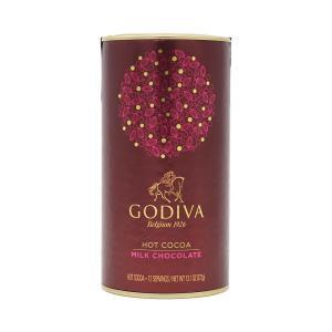 ゴディバ ホットココア ミルクチョコレート 372g【GODIVA】Hot Cocoa Milk Chocolate 13.1 oz|supla