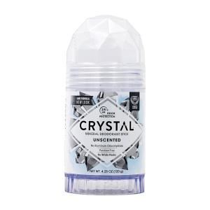 クリスタル ボディデオドラントスティック 無香 120g【Crystal】Body Deodorant Stick, Fragrance Free 4.25 oz|supla