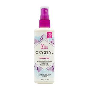 クリスタル ボディデオドラントスプレー 118ml【Crystal】Body Deodorant Spray 4 fl oz|supla