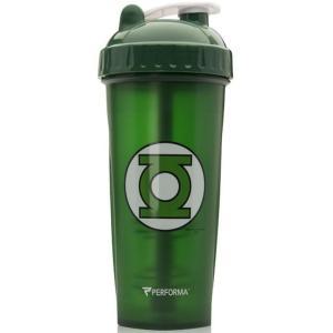 パーフェクトシェイカー ヒーローシリーズ グリーンランタン 約820mlPerforma PerfectShaker DC Collection Green Lantern 28 oz|supla