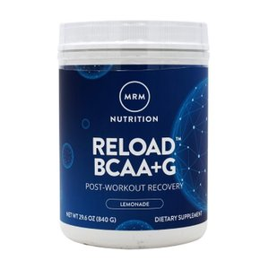 エムアールエム BCAA(分岐鎖アミノ酸) + Gリロード レモネード 840g MRM BCAA + G Reload Lemonade 840g|supla
