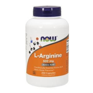 ナウフーズ Lアルギニン 500mg 250錠 NOW FOODS L-Arginine 500mg 250 caps|supla