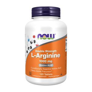 ナウフーズ Lアルギニン 1000mg 120錠 NOW FOODS L-Arginine 1000mg 120Tab|supla
