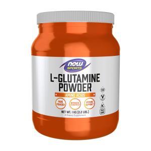 ナウスポーツ L-グルタミンパウダー 1kg NOW SPORTS L-Glutamine Powder 1kg supla