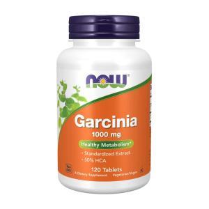 ナウフーズ ガルシニア 1000mg 120錠 Now Foods Garcinia 1000 120 Tablets|supla
