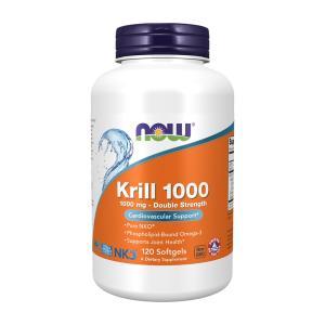 ナウフーズ ネプチューンクリルオイル 1000mg 120ソフトジェル Now Foods Neptune Krill 1000 1,000 120 Softgels|supla