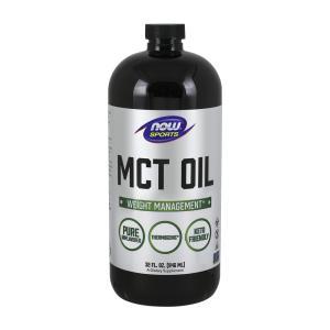 ナウフーズ ピュアMCTオイル、ココナッツ抽出 946ml NOW FOODS MCT Oil, Pure 32 fl oz|supla