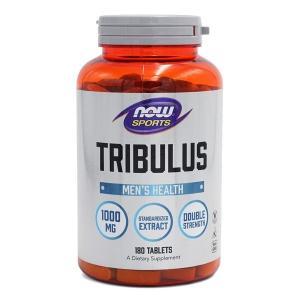 ナウフーズ トリビュラス 1,000mg 180錠 Now Foods Tribulus 1,000 180 Tablets supla