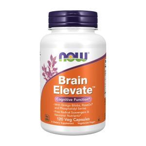 ナウフーズ ブレインエレベイト 120ベジカプセル【NOW FOODS】Brain Elevate 120 Veg Capsules|supla