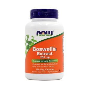 ナウフーズ ボスウェリアエキス 250mg 120ベジカプセル【NOW FOODS】Boswellia Extract 250 120 Veg Capsules|supla