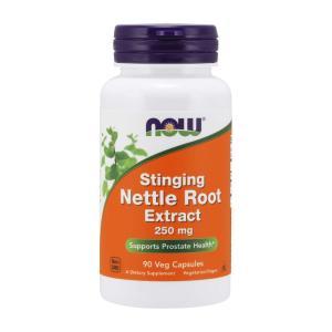 ナウフーズ イラクサの根エキス 250mg 90ベジカプセル Now Foods Nettle Root Extract 250 90 Vcaps|supla