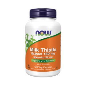 ナウフーズ シリマリン 150mg 120錠 Now foods Silymarin 150 mg 120 Vcaps|supla