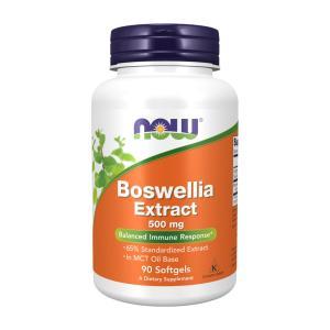 ナウフーズ ボスウェリアエキス 500mg 90ソフトジェル Now Foods Boswellia Extract 500 90 Softgels|supla