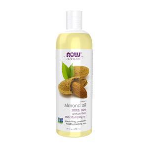 ナウフーズ スイートアーモンドオイル 473ml Now Foods Sweet Almond Oil 16 fl oz|supla