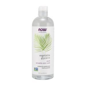 ナウフーズ ソリューションズ 野菜グリセリン 473ml Now Foods Vegetable Glycerine 100% Pure 16 fl oz|supla
