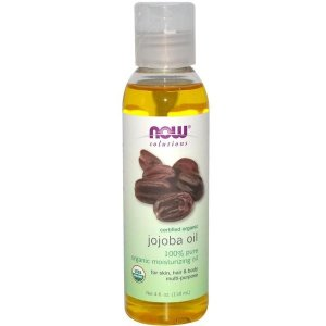 ナウフーズ 認定オーガニックホホバオイル 118ml Now Foods Jojoba Oil, Certified Organic 4 fl oz|supla