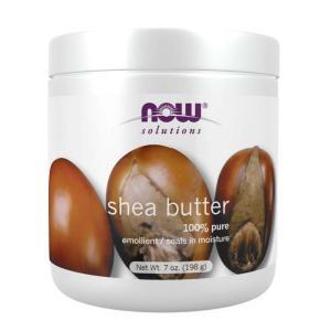 ナウフーズ シアバター 207ml Now Foods Shea Butter 7 fl oz|supla