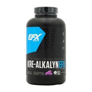 EFXスポーツ クレアルカリン EFX 240粒 EFX sports Kre-Alkalyn EFX 240 Capsules|supla