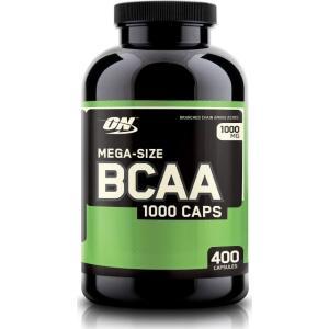 オプティマムニュートリション メガサイズ BCAA 1000mg 400錠 Optimum Nutrition Mega-size BCAA 1000mg 400CAP|supla