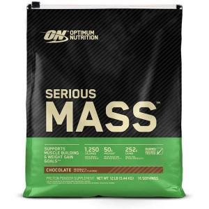 オプティマムニュートリション シリアス マス チョコレート 5.4kg Optimum Nutrition Serious Mass Chocolate 5.4kg|supla