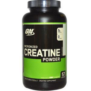 オプティマムニュートリション 微粉化クレアチンパウダー 無香 5000mg 300g optimum nutrition Micronized Creatine Powder, Unflavored 10.6 OZ|supla