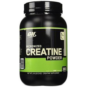 オプティマムニュートリション 微粉化クレアチンパウダー 無香料 2kg Optimum Nutrition Micronized Creatine Powder Unflavored 4.4 lb(2kg)|supla