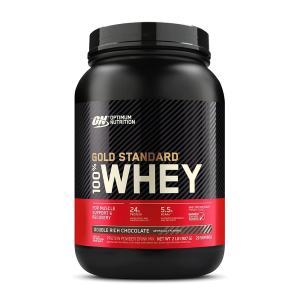 オプティマムニュートリション 100%ホエイ ゴールドスタンダード ダブルリッチチョコレート味 909g 2lb optimum nutrition 100%WHEY protein|supla
