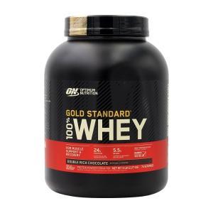 オプティマムニュートリション 100%ホエイ ゴールドスタンダード ダブルリッチチョコレート味 2.27kg 5LB optimum nutrition 100%WHEY protein|supla