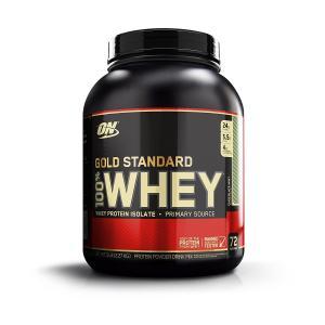オプティマムニュートリション 100%ホエイプロテイン チョコレートミント72サービング2.27 kg Optimum NutritionGold Standard 100% Whey, Chocolate Mint|supla