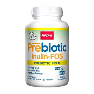 ジャロウフォーミュラ イヌリン FOS パウダー180 g【Jarrow Formulas】Inulin FOS Powder 6.3 oz (180 g)|supla