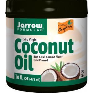 ジャロウフォーミュラズ  エキストラバージンココナッツオイル 473ml【Jarrow Formulas】Extra Virgin Coconut Oil   16 fl oz supla