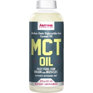MCT オイル 591 ml【Jarrow Formulas】MCT Oil 20 fl oz|supla