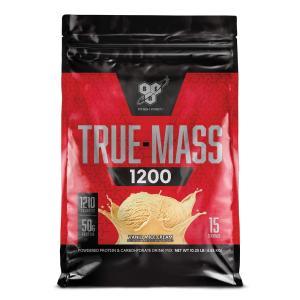 ビーエスエヌ トゥルーマス1200 バニラアイスクリーム 4.65kg【BSN】True-Mass 1200, Vanilla Ice Cream 10.25 lb|supla