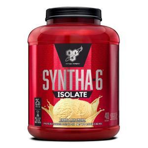 ビーエスエヌ シンサ6アイソレート バニラアイスクリーム味 1.82 kg【BSN】Syntha-6...