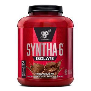 ビーエスエヌ シンサ6アイソレート チョコレートミルクシェイク味 1.82 kg【BSN】Syntha-6 Isolate, Chocolate Milkshake 4.02 lb|supla