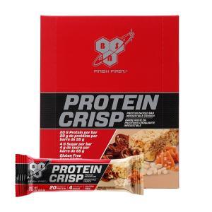 ビーエスエヌ シンサ6プロテインクリスピーバー 塩漬けタフティープレッツェル味 12本入り BSN Syntha-6 Protein Crisp, Salted Toffee Pretzel Flavor 12bar|supla