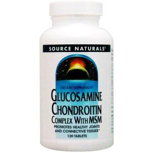 お得用サイズ グルコサミン コンドロイチン + MSM 120粒 TSI2 suplinx