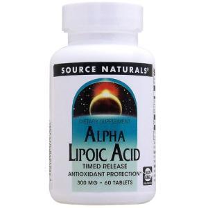 [ お得サイズ ] アルファリポ酸 300mg(タイムリリース型) 60粒