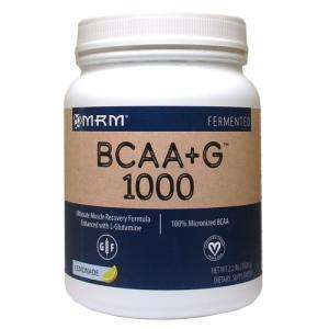 [ 大容量1kg ] BCAA(分岐鎖アミノ酸)+Lグルタミン ※レモネード 1000g