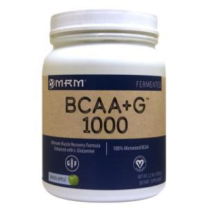 [ 大容量1kg ] BCAA(分岐鎖アミノ酸)+Lグルタミン ※グリーンアップル