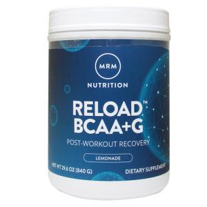 リロード レモネード 水溶性BCAA+Lグルタミン&ベータアラニン βアラニン suplinx
