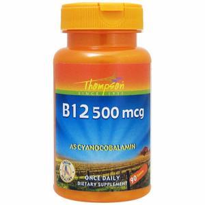 ビタミンB12 500mcg 90粒