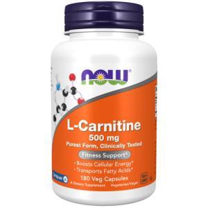 Lカルニチン お得サイズ 500mg 180粒(約2〜6か月分)