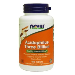 Acidophilus Three Billion  ■発売元:NOW(ナウ)  ■生産国:アメリカ...