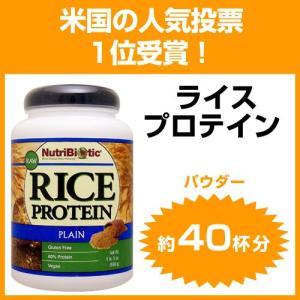 玄米由来のプロテイン ライス・プロテイン 600g 約40杯分|suplinx