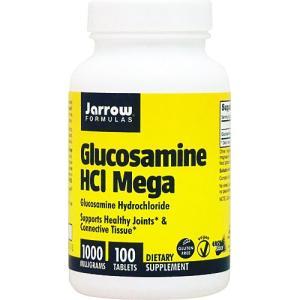 グルコサミンHCl メガ1000mg 100粒 すばやく溶けるイージーソルブ・タブレット suplinx